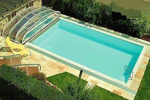 Prekrivanje bazena