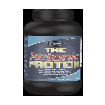 Proteini ketonic whey