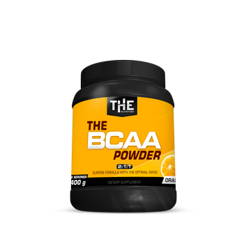 The BCAA powder