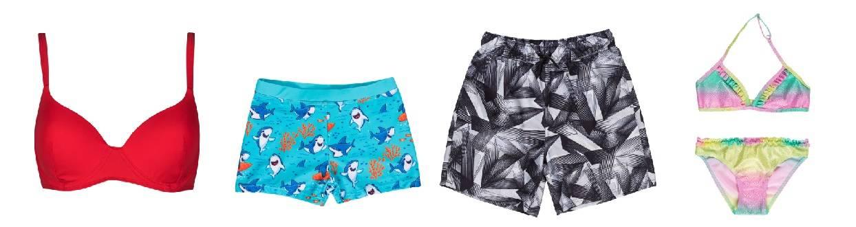 Kolekcija kupaći kostim 2020