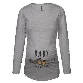 Moderne majice za trudnice
