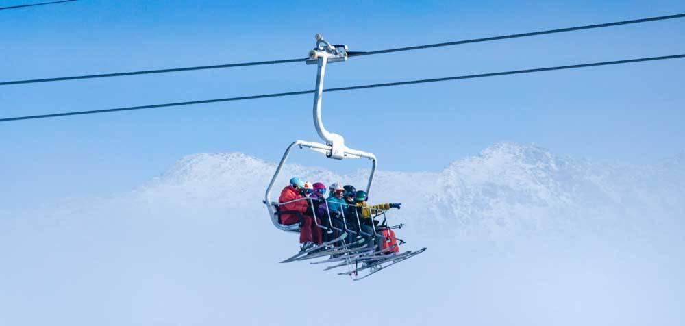 Ski odijela za cijelu obitelj