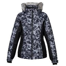 Moderna zimska jakna za žene