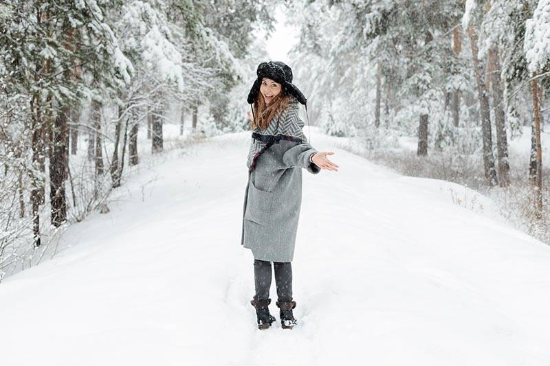 Zimska odjeća za žene