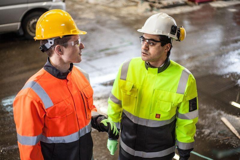 zaštita na radu gradilište