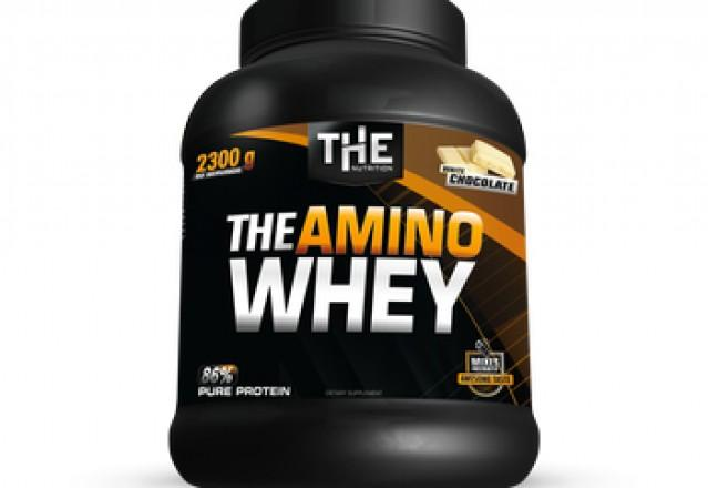 THE Amino Whey sada 40% jeftinije